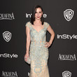 Heather McComb InStyle And Warner Bros. Golden Globes Party — Part 2