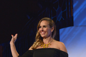 Heather Mitts Salute to Women In Sports Awards Reception