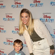 Heather Morris Disney On Ice Presents Mickey's Search Party Holiday Celebrity Skating Event
