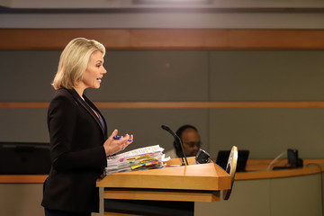 Heather Nauert Spokesperson Heather Nauert Holds State Department Press Briefing
