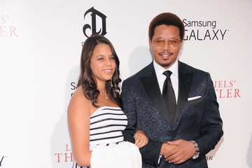 Photo of Terrence Howard & his  Daughter  Heaven Howard