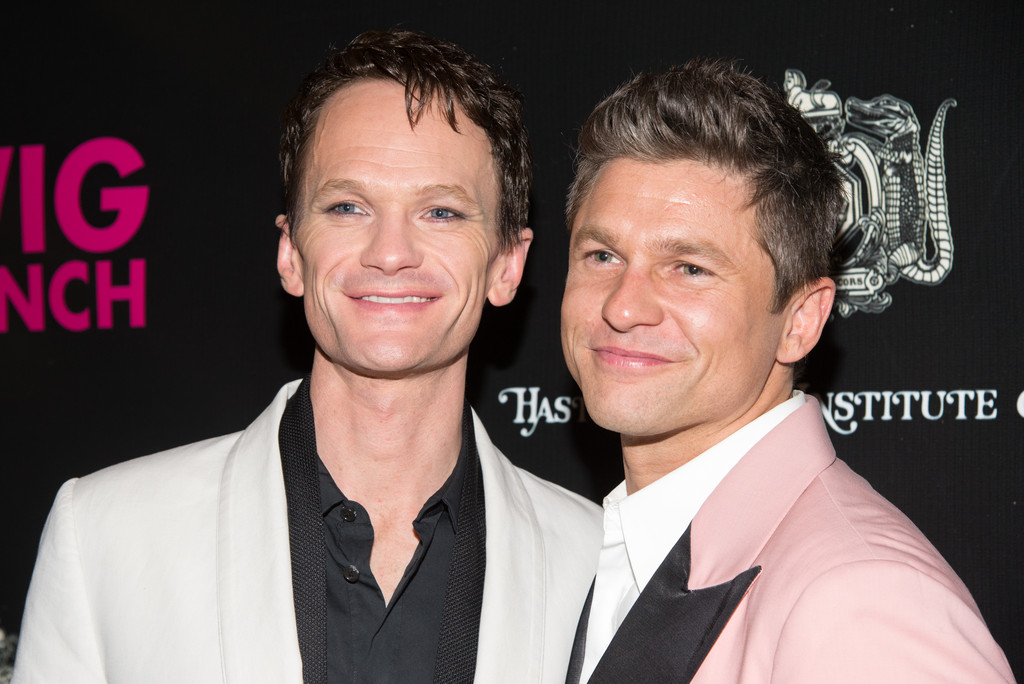 David Burtka In 'Hedwig And The Angry Inch' Opening Night