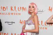 Elsa Hosk attends Heidi Klum's 20th Annual Halloween Party presented by Amazon Prime Video and SVEDKA Vodka at Cathédrale New York on October 31, 2019 in New York City.