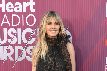 Heidi Klum 2019 iHeartRadio Music Awards - Arrivals