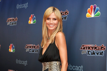 Heidi Klum 'America's Got Talent' Red Carpet Event