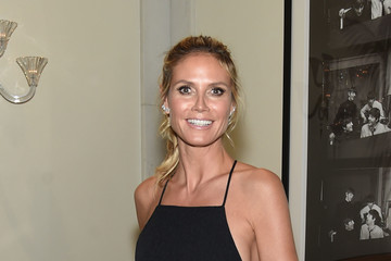 Heidi Klum Amazon & Lionsgate With the Cinema Society Host the New York Premiere of 'Cafe Society' - After Party