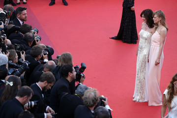 Heike Makatsch 'From the Land and the Moon (Mal De Pierres' - Red Carpet Arrivals - The 69th Annual Cannes Film Festival
