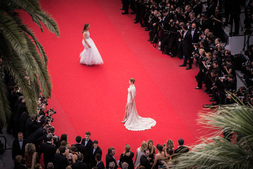 Heike Makatsch 'Irrational Man' Premiere - The 68th Annual Cannes Film Festival