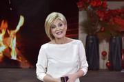 Carmen Nebel during the tv show 'Heiligabend mit Carmen Nebel' on November 23, 2016 in Munich, Germany. The show will be aired on December 24, 2016.