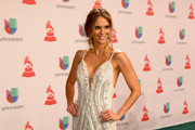 Model Karen Martinez attends the 15th annual Latin GRAMMY Awards at the MGM Grand Garden Arena on November 20, 2014 in Las Vegas, Nevada.