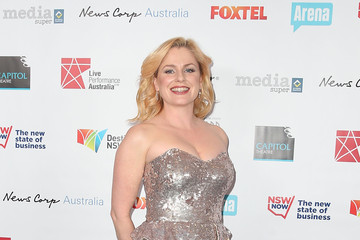 Helen Dallimore Arrivals at the Helpmann Awards