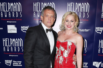 Helen Dallimore 2015 Helpmann Awards - Arrivals