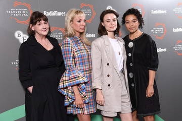 Helen George 'Call The Midwife' Photocall- BFI & Radio Times Television Festival 2019