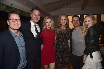 Helen Hunt Premiere Of Mirror And LD Entertainment's 'The Miracle Season' - After Party