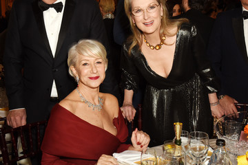 Helen Mirren Icelandic Glacial at the 77th Annual Golden Globe Awards On January 5, 2020 At The Beverly Hilton