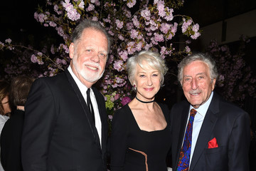 Helen Mirren Taylor Hackford 45th Chaplin Award Gala - Dinner