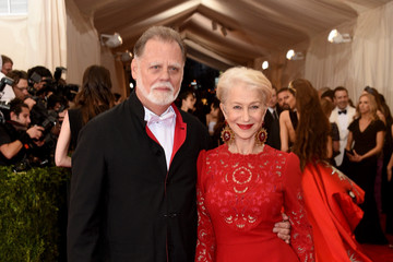 Helen Mirren Taylor Hackford 'China: Through The Looking Glass' Costume Institute Benefit Gala - Arrivals
