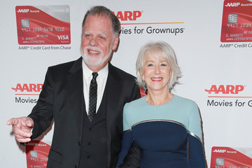Helen Mirren Taylor Hackford AARP's 17th Annual Movies For Grownups Awards - Arrivals