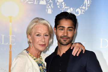 Helen Mirren 'The Hundred Foot Journey' photocall - 40th Deauville American Film Festival