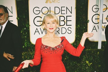 Helen Mirren 72nd Annual Golden Globe Awards - Alternative Views