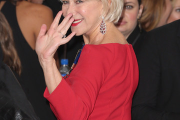 Helen Mirren Weinstein Company and Netflix Golden Globes Party