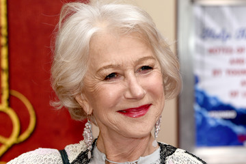 Helen Mirren Premiere Of Disney's 'Dumbo' - Red Carpet
