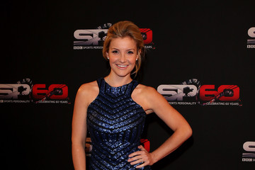 Helen Skelton BBC Sports Personality Of The Year - Red Carpet Arrivals