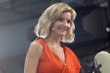 Helen Skelton Swimming - Olympics: Day 2