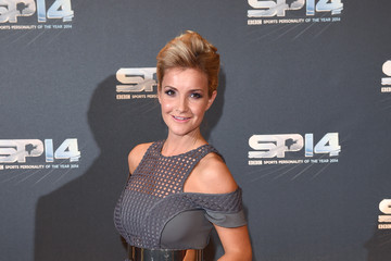 Helen Skelton BBC Sports Personality Of The Year Awards - Arrivals