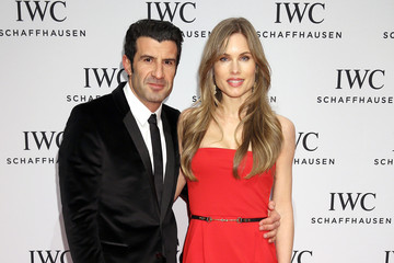 Helen Svedin IWC Race Night At SIHH 2013 - Red Carpet Arrivals