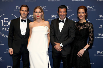Helen Svedin IWC Schaffhausen at SIHH 2018 - Red Carpet