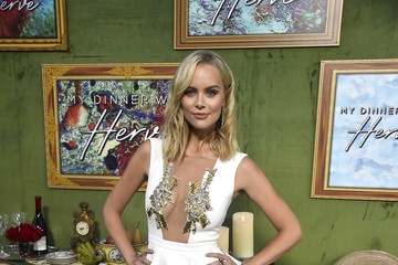 Helena Mattsson HBO Films' 'My Dinner With Herve' Premiere - Arrivals