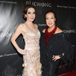 Helene Cardona Sue Wong Fall 2013 Great Gatsby Collection Unveiling And Birthday Celebration