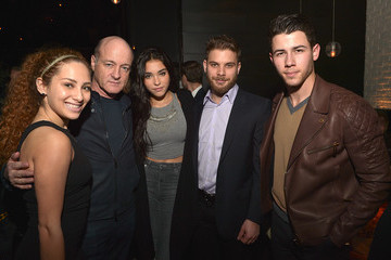 Helene Island Records Pre-Grammy Party Hosted By President David Massey At STK, Presented By Jagermeister