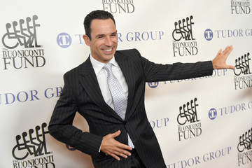 Helio Castroneves 32nd Annual Great Sports Legends Dinner To Benefit The Miami Project/Buoniconti Fund To Cure Paralysis - Arrivals