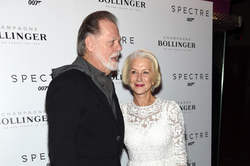 Hellen Mirren 'Spectre' Pre-Release Screening Hosted By Champagne Bollinger With The Cinema Society - Arrivals
