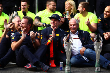 Helmut Marko F1 Grand Prix of Mexico
