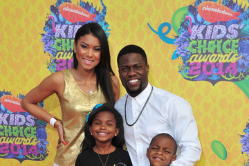 Hendrix Hart Nickelodeon's 27th Annual Kids' Choice Awards - Arrivals