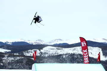 Henrik Harlaut Dew Tour Breckenridge 2017 - Day 4
