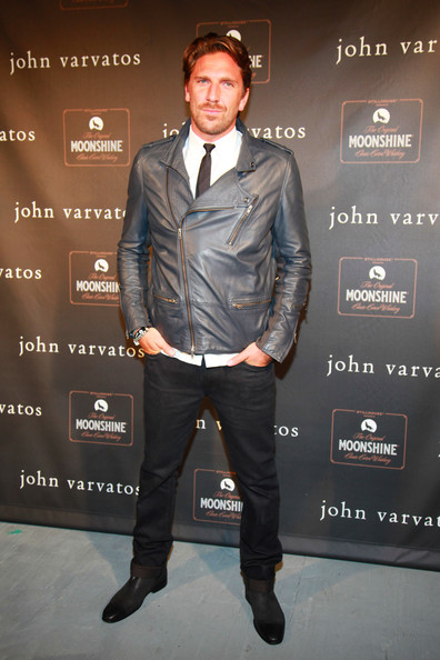 henrik lundqvist john varvatos party