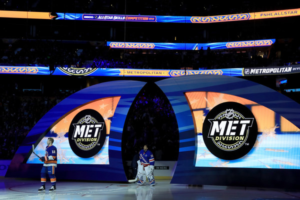 2018 Geico NHL All-Star Skills Competition []
