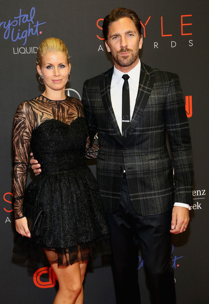 Henrik Lundqvist And Therese Andersson Photos Photos Mbfw