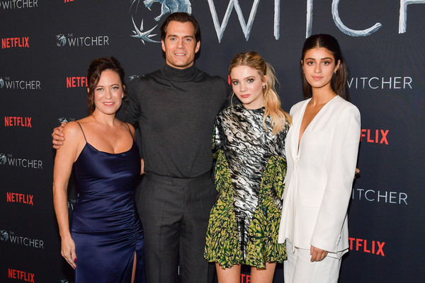 """Photocall For Netflix's """"The Witcher"""" Season 1"""