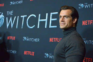 Henry Cavill Netflix 'The Witcher' L.A. Fan Experience