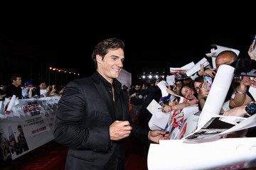 Henry Cavill 'Mission: Impossible - Fallout' China Premiere