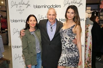 Henry Hirschowitz 'Lily Aldridge For Velvet' Launches in NYC