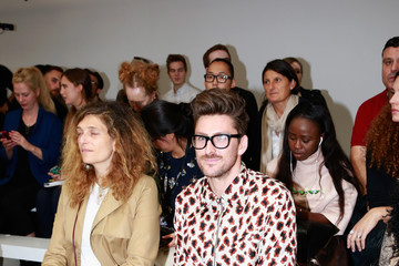 Henry Holland Front Row & Arrivals - Day 5 - LFW September 2016