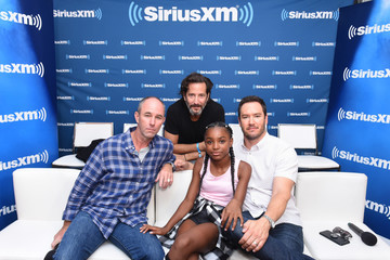 Henry Ian Cusick SiriusXM's Entertainment Weekly Radio Broadcasts Live From Comic-Con In San Diego