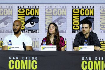 Henry Simmons 2019 Comic-Con International - Marvel's 'Agents Of S.H.I.E.L.D.' Panel