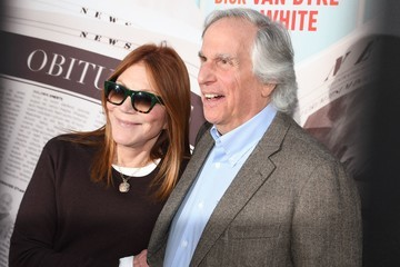 Henry Winkler Premiere of HBO's 'If You're Not in the Obit, Eat Breakfast' - Arrivals